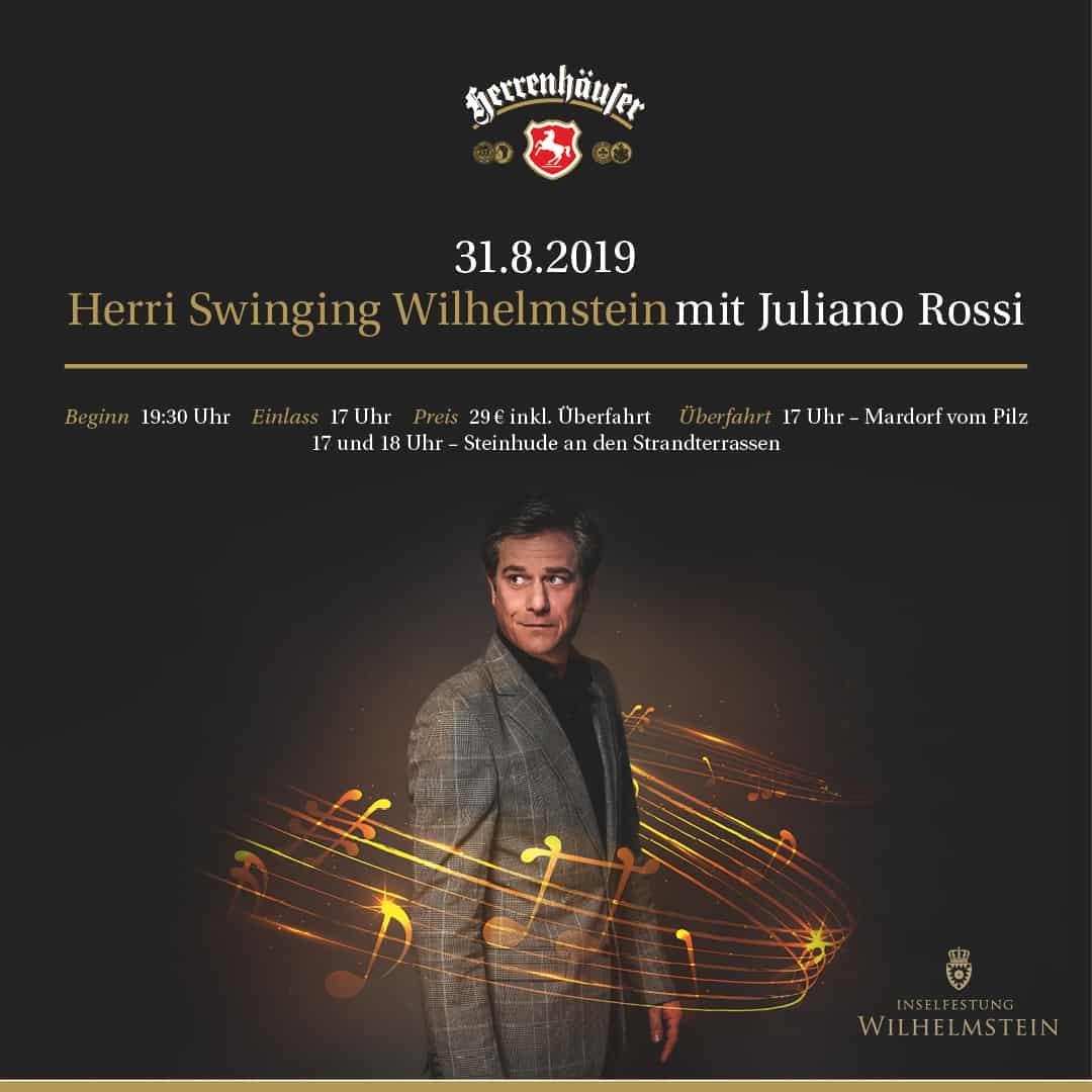 Herri swinging Wilhelmstein