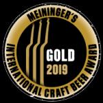 Craftbeer Medaillie Gold